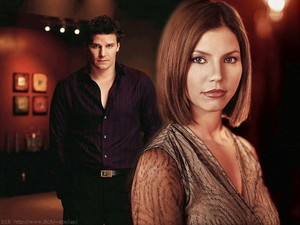 エンジェル and Cordelia Chase