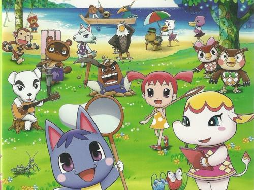 Animal Crossing Обои titled Animal Crossing: The Movie