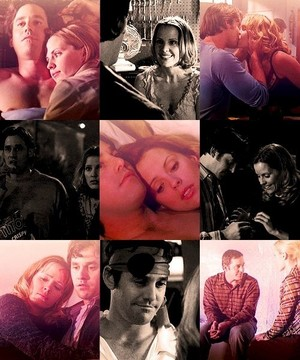 Anya Jenkins and Xander Harris