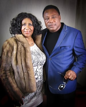 Aretha Franklin And George Benson