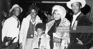 Aretha And Her Family