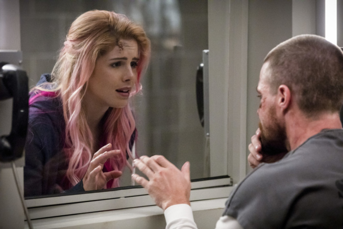 "arrow 7x01 - ""Inmate #4587"" promotional stills"