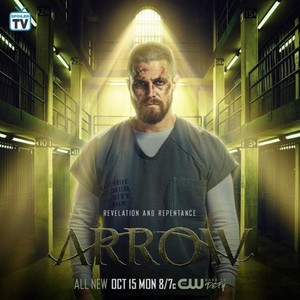 Arrow - Season 7 - Promo Poster