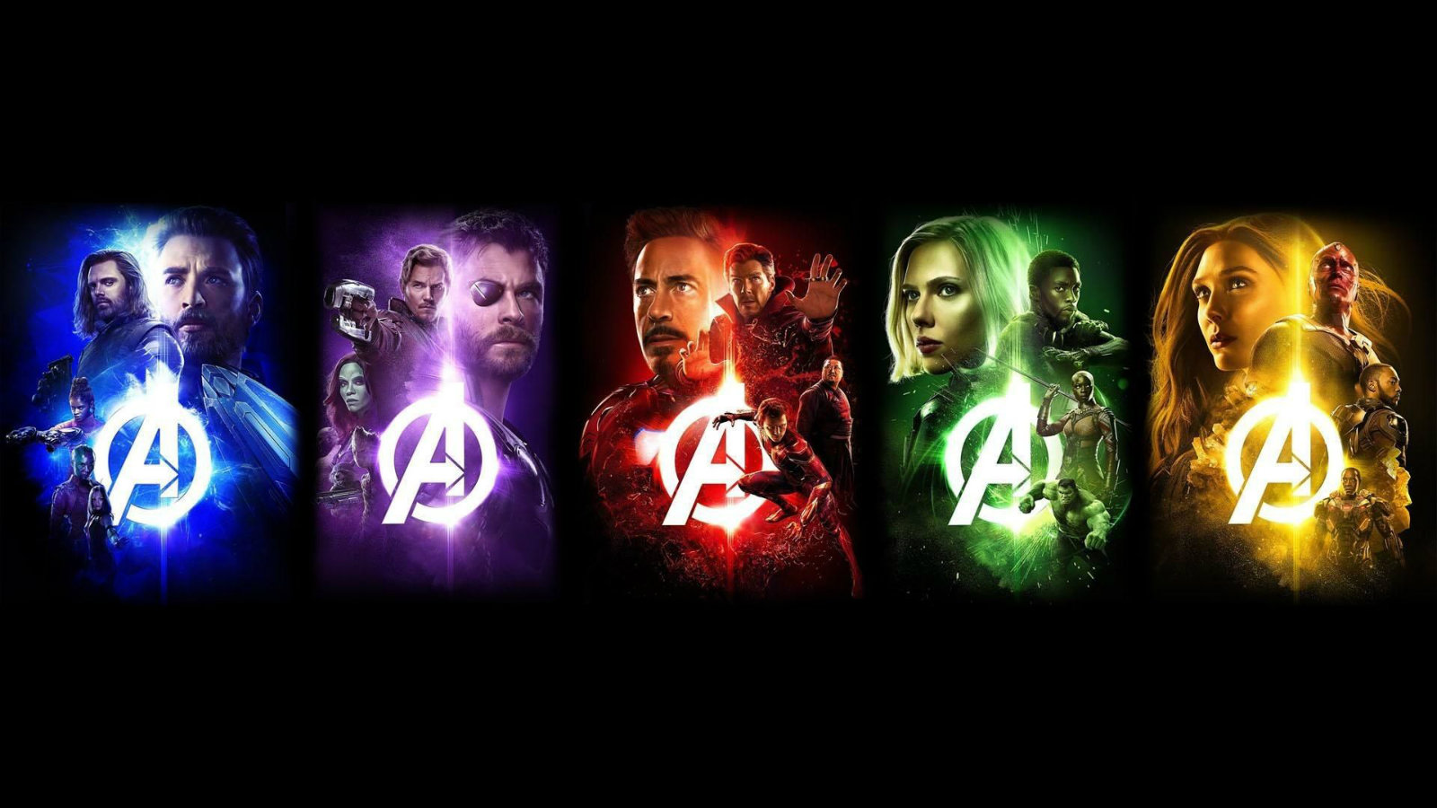 Avengers Infinity War 1 2 Imagens Avengers Infinity War Hd