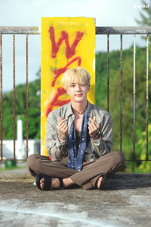 BTS summer trip to Saipan