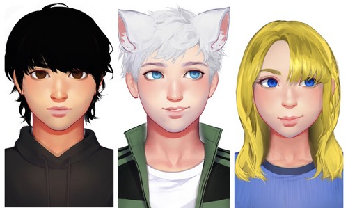 Young Justice OC'S!!! wallpaper titled bayi <3