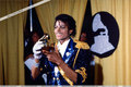 Backstage 1984 Grammy Awards  - michael-jackson photo