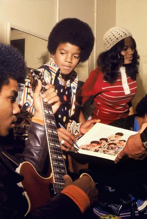 Jackson 5 Backstage