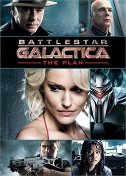 Battlestar Galactia: The Plan (2009)