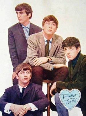 Beatles Valentine 😍