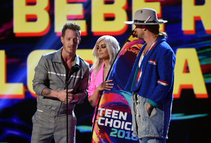 Bebe Rexha and Florida Georgia Line wins TCA award for best country hit