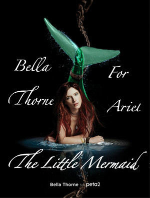 Bella Thorne for Ariel, The Little Mermaid