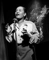 Billie Holiday  - celebrities-who-died-young photo