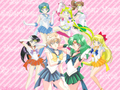 Bishoujo Senshi Sailor Moon - sailor-moon wallpaper