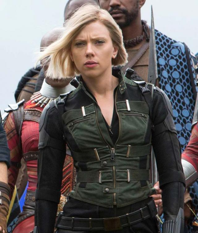 Black Widow Avengers Infinity War 1 2 Photo 41586152