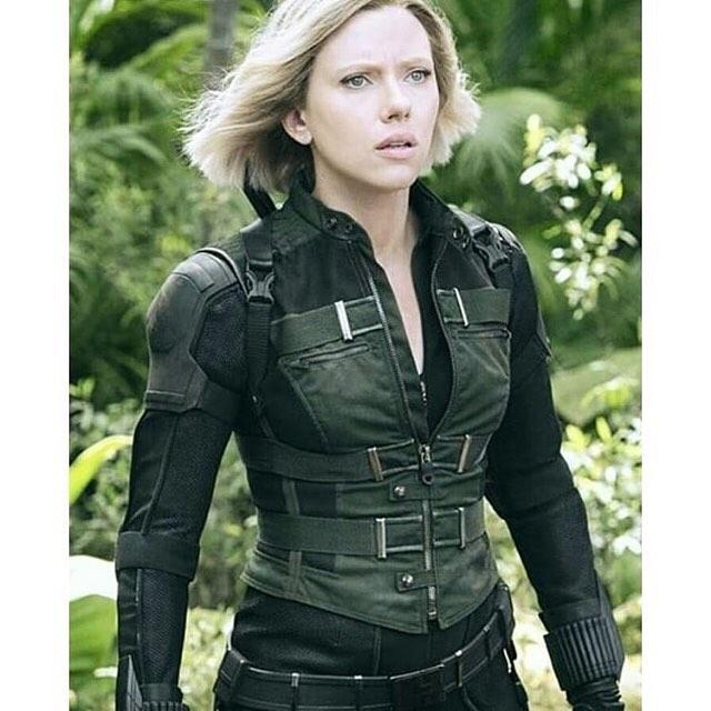 Black Widow Avengers Infinity War 1 2 Foto 41586160