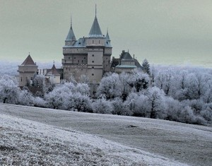 Bojnice Castle, Zámok Bojnice, Slovakia