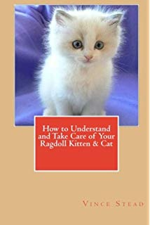 Book Pertaining To Ragdoll 小猫