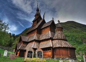 Borgund, Norway