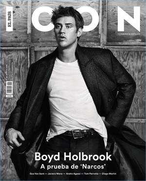 Boyd Holbrook - Icon El Pais Cover - 2018