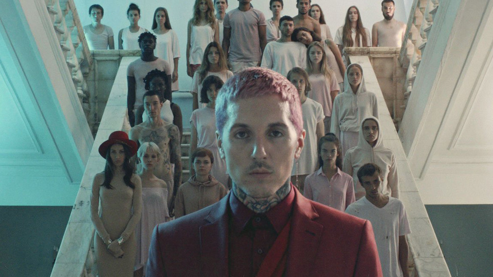 Bring Me The Horizon - Oli Sykes at Mantra videoclip