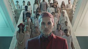 Bring Me The Horizon - Oli Sykes at Mantra videoclip