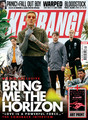 Bring Me The Horizon at Kerrang Magazine Cover - bring-me-the-horizon photo