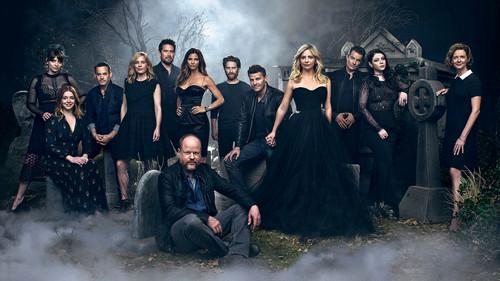 Buffy –Im Bann der Dämonen Hintergrund called Buffy the Vampire slayer