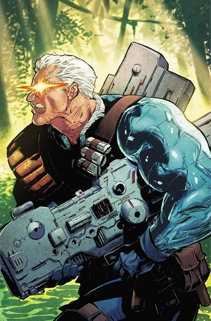 Cable #155 Variant textless