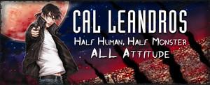 Cal Leandros Banner