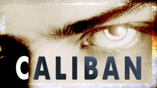Cal Leandros Series fond d'écran titled Caliban