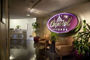 Capitol Records Headquarters