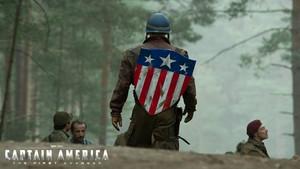 Captain America; The First Avenger