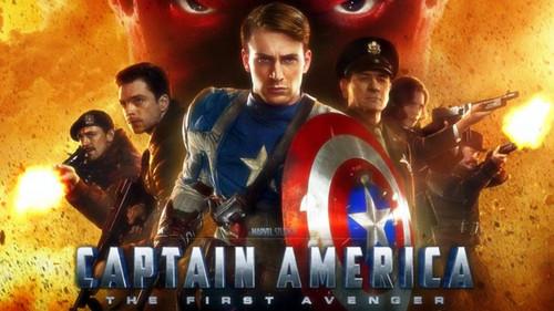 The First Avenger: Captain America wallpaper entitled Captain America; The First Avenger