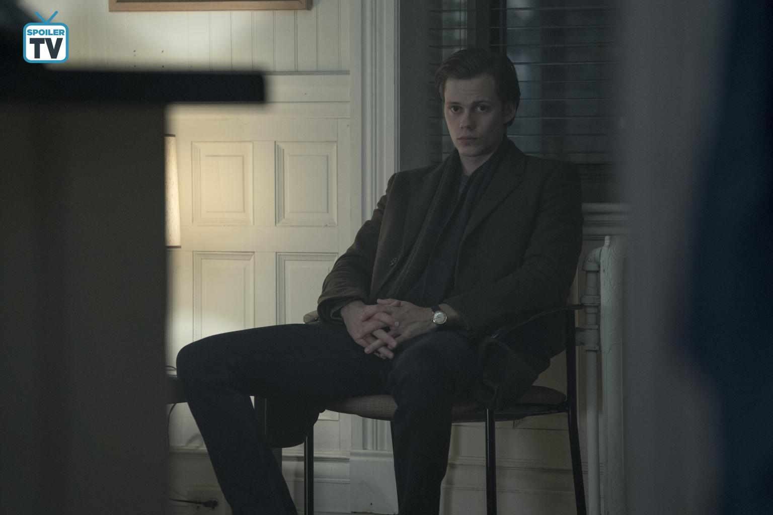 "kastil, castle Rock ""Henry Deaver"" (1x09) promotional picture"