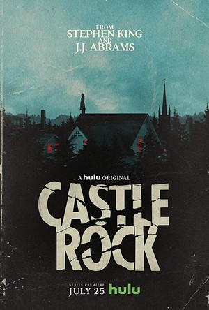 istana, castle Rock - Poster