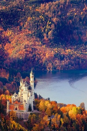 Castles in autumn🍁🍂🍃