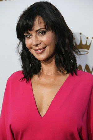 Catherine Bell at Hallmark Event TCA Summer Tour
