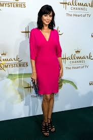 Catherine loceng at Hallmark Event TCA Summer Tour