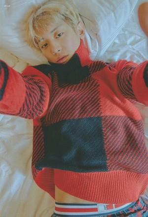 Chanyeol for Vogue Korea