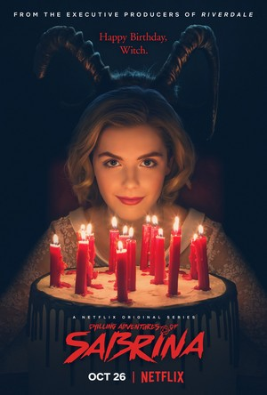 Chilling Adventures of Sabrina - Poster - Happy Birthday, Witch.