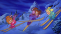 Chipettes Skiing - the-chipettes photo