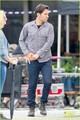 Chris Evans, Paul Rudd and Scarlett Johansson Film 'Avengers 4' in Atlanta! - the-avengers photo