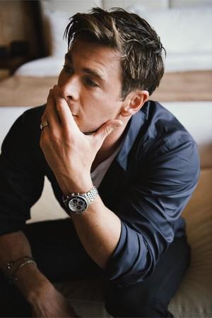 Chris Hemsworth Esquire Singapore August 2018 photoshoot