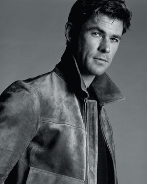 Chris Hemsworth - GQ Australia Photoshoot - 2018