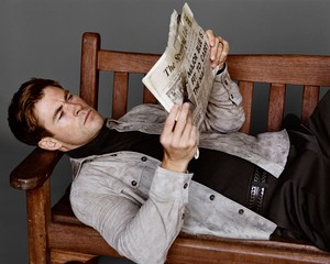 Chris Hemsworth GQ Sept 2018 photoshoot