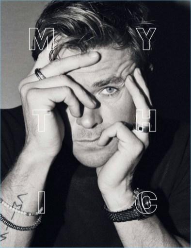 Chris Hemsworth for Esquire Singapore [August 2018]