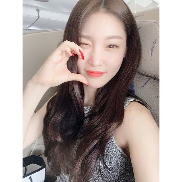 Chungha Images Chungha Instagram  Wallpaper And Background Photos