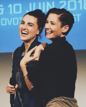 Chyler and Katie