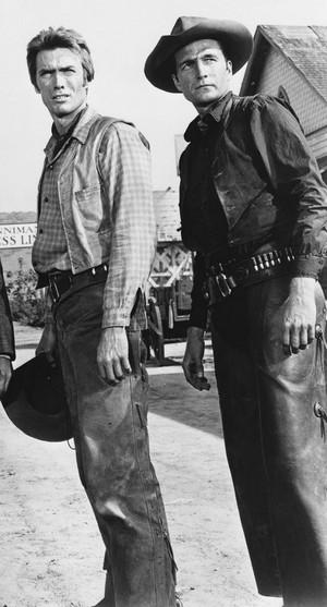Clint Eastwood / Eric Fleming